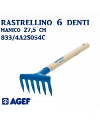 RASTRELLINO 6 DENTI