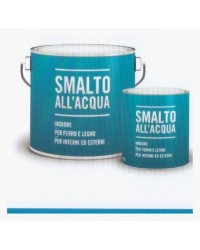 SMALTO ALL'ACQUA CROMOLOGY - 2 L