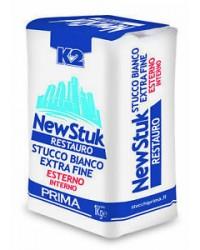 STUCCO IN POLVERE 1 kg - NEW STUK RESTAURO (esterno/interno)