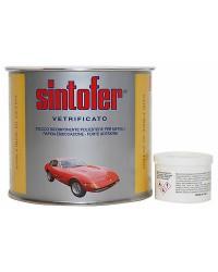 STUCCO PER METALLI VETRIFICATO SINTOFER - 175 ml