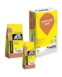 WEBERCOLOR BASIC : COLLA FUGHE 606 GRAFITE