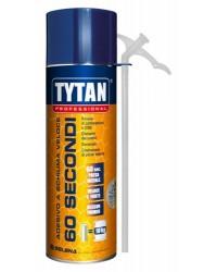 ADESIVO A SCHIUMA TYTAN 60 SECONDI - 300 ml