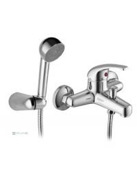 Rubinetto miscelatore  vasca con kit doccia - SERIE MARITTIMA