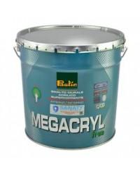 Smalto murale Megacryl LT 4 acqua satinato