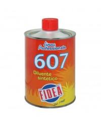 DILUENTE SINTETICO 0,5 lt - FIDEA 607