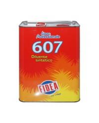 DILUENTE SINTETICO 5 lt - FIDEA 607