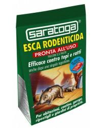 TOPICIDA POLI-RAT SARATOGA  PER TOPI E RATTI - 150 g