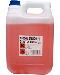 Disinfettante Alcool 99,9 ° LT 5 -